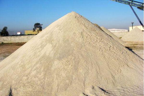 Areia Lavada Preço RJ