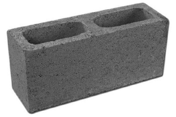 Bloco de Concreto Estrutural 9x19x39